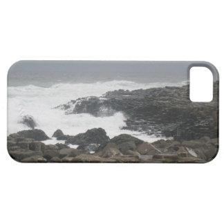 Terraplén de Giants, Irlanda del Norte iPhone 5 Case-Mate Funda