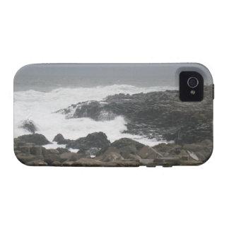 Terraplén de Giants, Irlanda del Norte iPhone 4 Carcasas