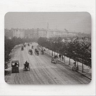 Terraplén de Thames (foto de la sepia) Tapetes De Raton
