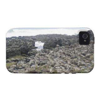 Terraplén Irlanda del Norte de Giants iPhone 4/4S Carcasa