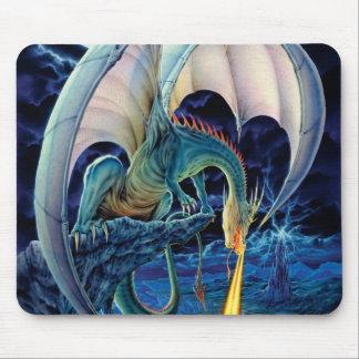 Terraplén Mousepad del dragón