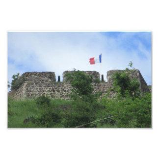 """Terraplenes """"St. Maarten """" de Louis del fuerte Fotografía"""