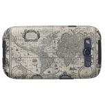 Terrarum del totius de Nova, mapa del mundo antigu Samsung Galaxy S3 Protector