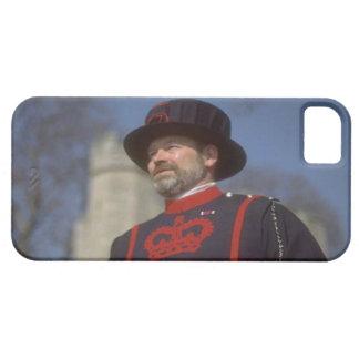 Terrateniente del guardia iPhone 5 carcasa