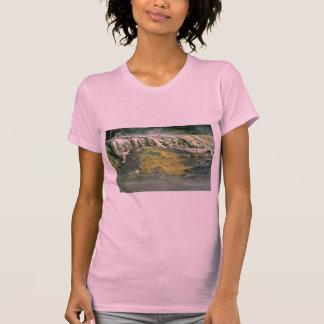 Terraza de Warbrick, valle de Waimangu Camisetas