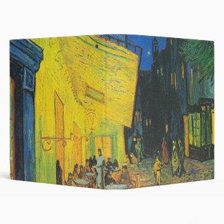 """Terraza del café de Van Gogh en la noche Carpeta 1"""""""