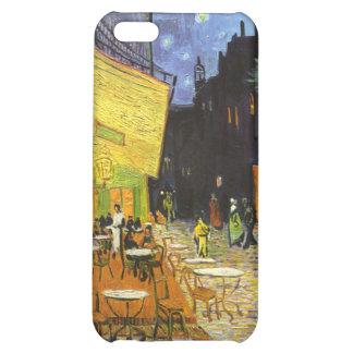 Terraza del café de Van Gogh en la noche