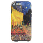 Terraza del café de Van Gogh en Place du Forum, Funda Para iPhone 6 Tough