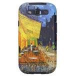 Terraza del café de Van Gogh Galaxy SIII Protector