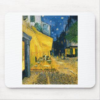 Terraza del café de Vincent van Gogh el |, Place Alfombrilla De Ratón