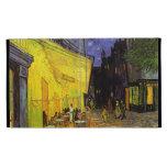 Terraza del café de Vincent van Gogh en el arte de