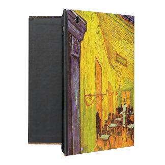 Terraza del café de Vincent van Gogh en la bella iPad Fundas