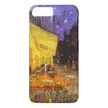 Terraza del café de Vincent van Gogh en la bella Funda iPhone 7 Plus