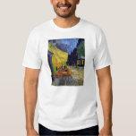 Terraza del café en la noche de Vincent van Gogh Remeras