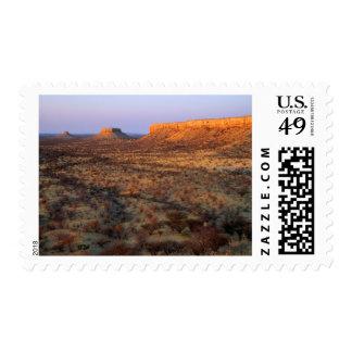 Terrazas de Ugab, distrito de Khorixas, Namibia Sellos