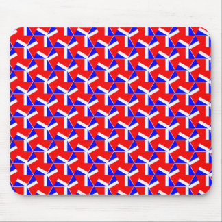 Terrazzo pattern mouse pad