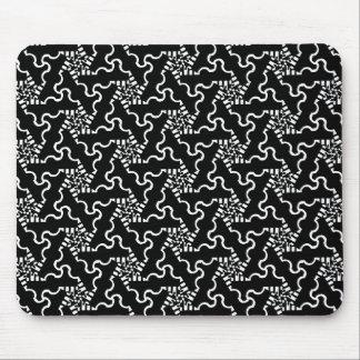 Terrazzo Star Mouse Pad