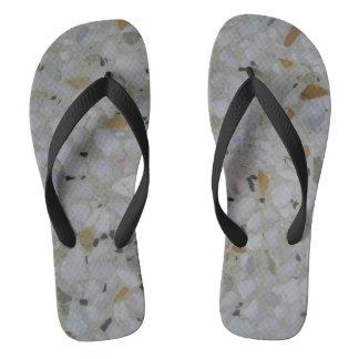 Terrazzo Tiled Flip flop Flip Flops