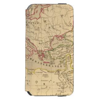 Terre aux trois fils de Noe iPhone 6/6s Wallet Case