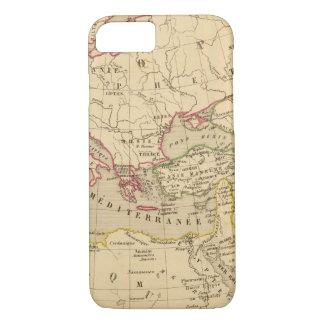 Terre aux trois fils de Noe iPhone 7 Case