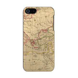Terre aux trois fils de Noe Metallic iPhone SE/5/5s Case