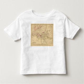 Terre aux trois fils de Noe Toddler T-shirt