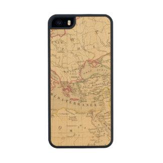 Terre aux trois fils de Noe Wood iPhone SE/5/5s Case