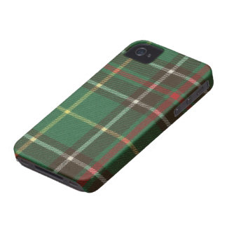 Terre-Neuve Tartan Blackberry BOLD BARELY THERE Ca iPhone 4 Case