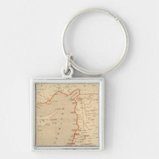 Terre Sainte en 1839 Keychain