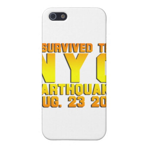 terremoto 2011 iPhone 5 cárcasas