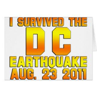 terremoto 2011 tarjeta de felicitación