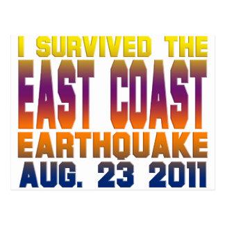 terremoto 2011 tarjetas postales