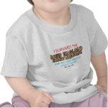 Terremoto 2012 de Nueva Inglaterra Camisetas