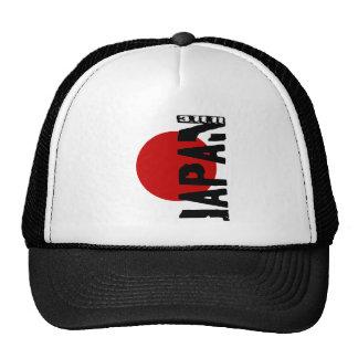 Terremoto 3 de Japón 11 11 Gorros Bordados