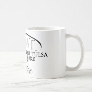 Terremoto de Tulsa Tazas De Café