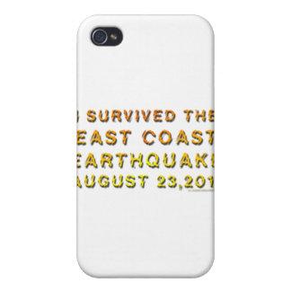 Terremoto iPhone 4 Carcasa