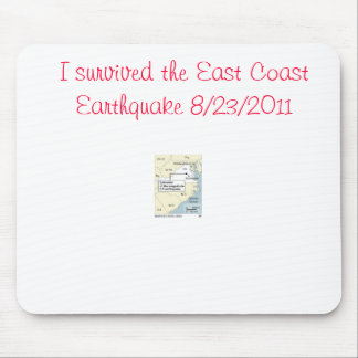 Terremoto Tapete De Ratón