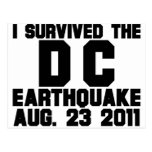 terremoto tarjeta postal
