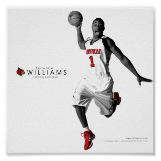Terrence Williams Print