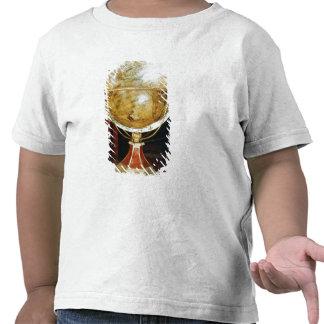 Terrestrial globe, 1688 shirts