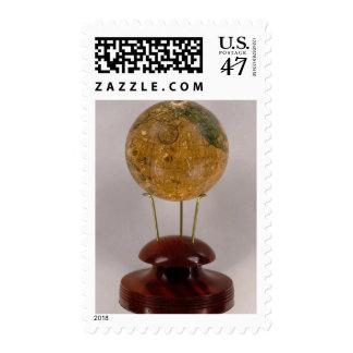 Terrestrial Globe 2 Stamp