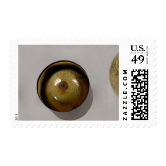Terrestrial Globe 3 Postage Stamp