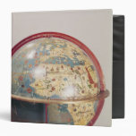 Terrestrial Globe, showing the Indian Ocean 3 Ring Binder