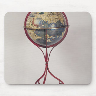Terrestrial Globe, showing the Indian Ocean Mouse Pad