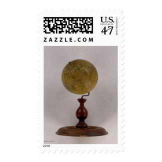 Terrestrial Globe Stamp