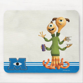 Terri and Terry 1 Mouse Pad