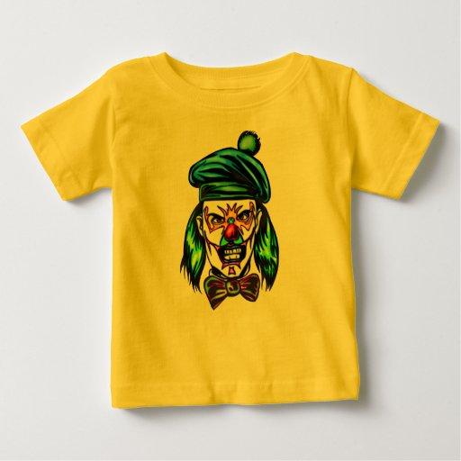 Terrible Evil Clown Shirt