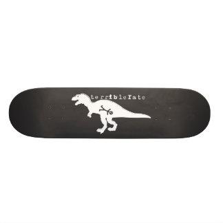 terrible fate dino skateboard