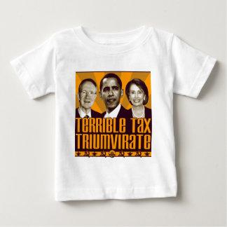 Terrible Tax Triumvirate T-shirt