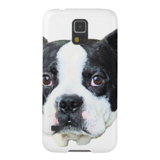 Terrier de Boston Carcasa Para Galaxy S5